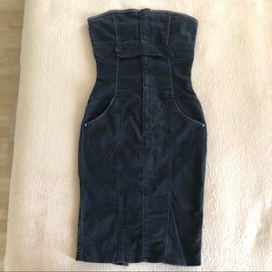 Guess jeans dress. Size S.